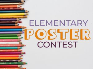 2019 Elementary Poster Contest