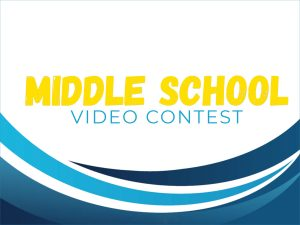 2019 Middle School Video Contest