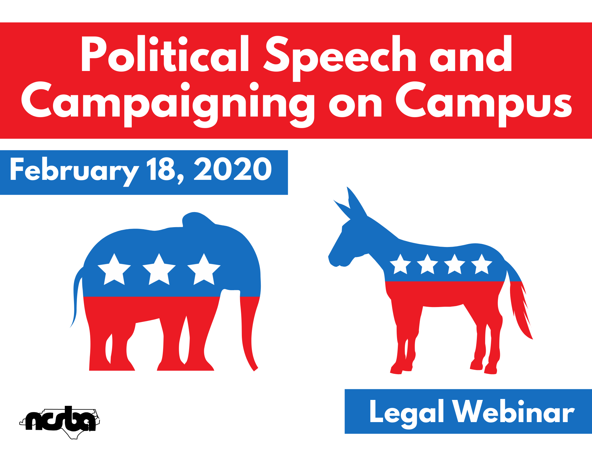 Political Speech and Campaigning on Campus (Webinar)