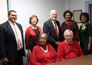 Wilson County Board of Education Wins Leadership Award